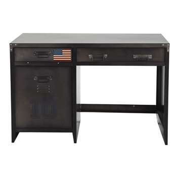 Andrews Metal industrial desk (75 x 115cm)