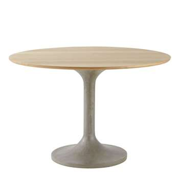 ANDROMEDE - Round 4-6 Seater Dining Table (H76 x W115 x D115cm)