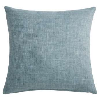 ANDY blue fabric cushion (45 x 45cm)