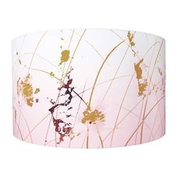 Anna Jacobs - Afternoon Dreaming Lamp Shade - Medium (H21 x W30 x D30cm)