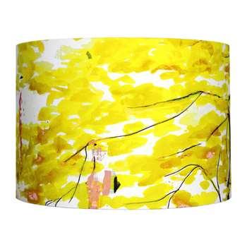 Anna Jacobs - Chinese Tree Lamp Shade - Yellow - Medium (H21 x W30 x D30cm)