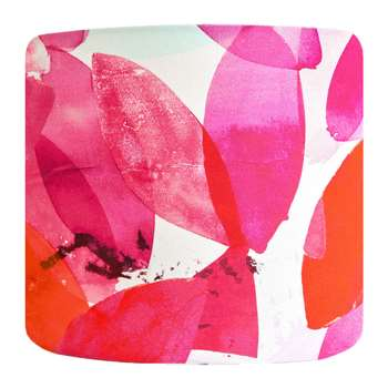 Anna Jacobs - Falling Leaves in Autumn Lamp Shade - Small (H18 x W20 x D20cm)