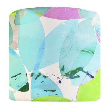 Anna Jacobs - Falling Leaves in Summer Lamp Shade - Small (H18 x W20 x D20cm)