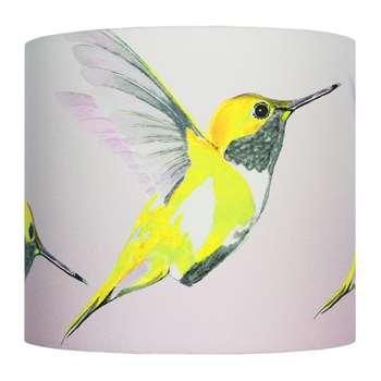Anna Jacobs - Lemon Hummer Lamp Shade - Small (H18 x W20 x D20cm)