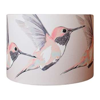 Anna Jacobs - Rose Hummer Lamp Shade - Medium (H21 x W30 x D30cm)