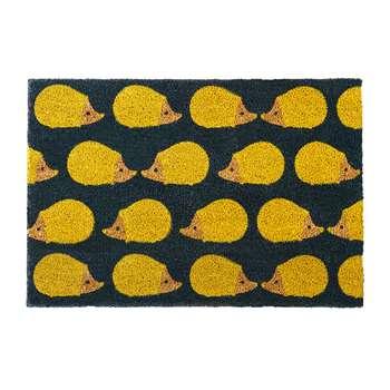Anorak - Kissing Hedgehogs Doormat (H50 x W75cm)