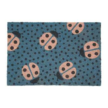 Anorak - Lady Birds Doormat (H50 x W75 x D1.5cm)