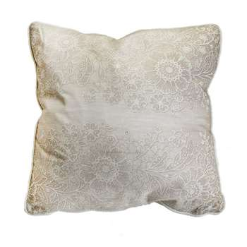 Antique Lace Cushion (H50 x W50cm)