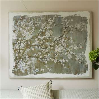 Apple Blossom Canvas (120 x 150cm)