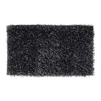 Aquanova - Kemen Bath Mat - Dark Grey (H60 x W100cm)