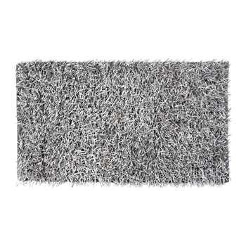Aquanova - Kemen Bath Mat - Silver Grey (H60 x W100cm)
