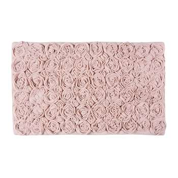 Aquanova - Rose Bath Mat - Blush (H70 x W120cm)