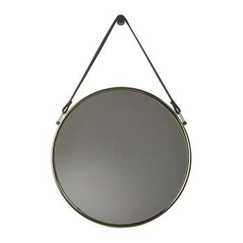 Aquanova - Thymo Mirror - Gold (H47 x W47 x D3.5cm)
