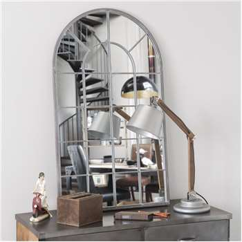 ARCADE metal mirror H 110cm