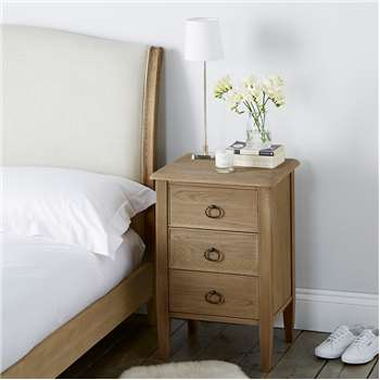 Ardleigh Narrow Bedside Table (71 x 49cm)