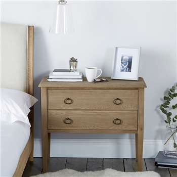 Ardleigh Wide Bedside Table (73 x 84cm)