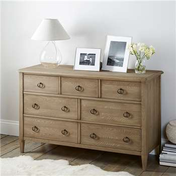Ardleigh Wide Chest of Drawers (82 x 136cm)