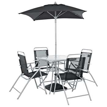 Argos Home - Atlantic - 4 Seater Patio Set