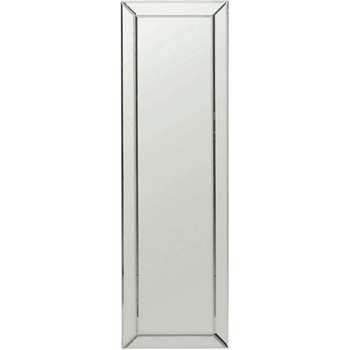Argos Home Blanche Bevelled Glass Mirror (H115 x W35 x D1.6cm)