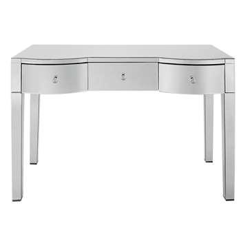 Argos Home Canzano 3 Drawer Dressing Table - Mirror (H81 x W122 x D49cm)