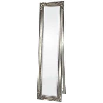 Argos Home Charlotte Full Length Freestanding Cheval Mirror (H170 x W44 x D6cm)