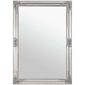 Argos Home Charlotte Ornate Rectangular Over Mantel Mirror (H102 x W72 x D3cm)