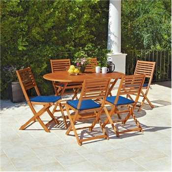 Argos Home - Newbury - 6 Seater Patio Set