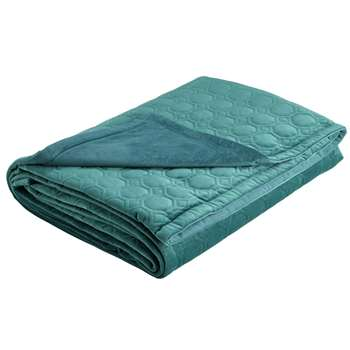 Argos Home Palm House Velvet Throw (H150 x W200cm)