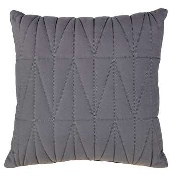 Argos Home Stockholm Outdoor Quilted Cushion (H43 x W43cm)