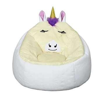 Argos Home Unicorn Beanbag Chair (H60 x W70 x D60cm)