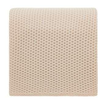 Arpina Wool Blanket, Ecru, 130 x 170cm