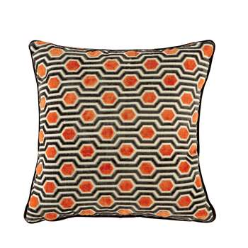ART DÉCO velvet cushion (45 x 45cm)
