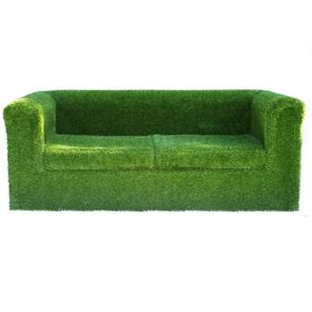 Artificial landscapes Artificial Grass Garden Sofa (95 x 150cm)