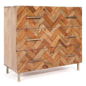 Artisan Chest Of Drawers (87 x 90cm)