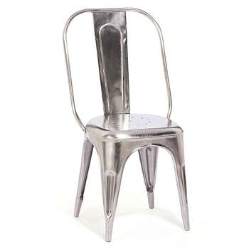 Artisan Metal Chair
