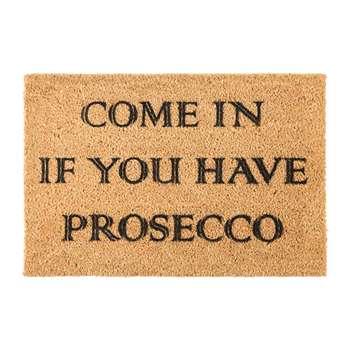 Artsy Doormats - Prosecco Door Mat (40 x 60cm)
