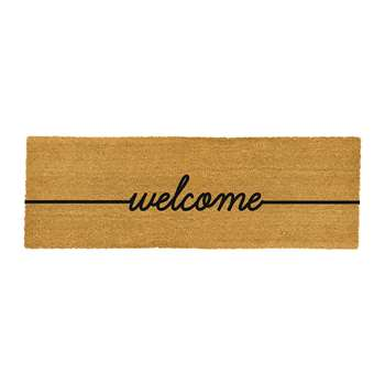 Artsy Doormats - Welcome Patio Door Mat (H40 x W120cm)