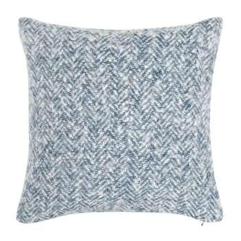ASAHI - Blue Cushion Cover (H40 x W40cm)