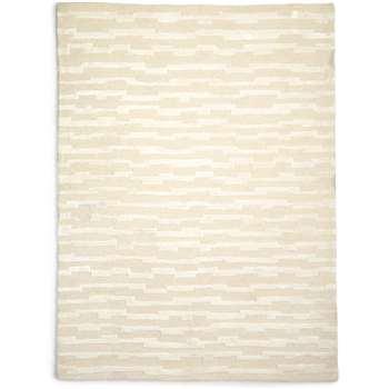 Ashby Striped Rug, Cream (230 x 160cm)