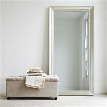 Aspen Mirror - Silver (H200 x W100cm)