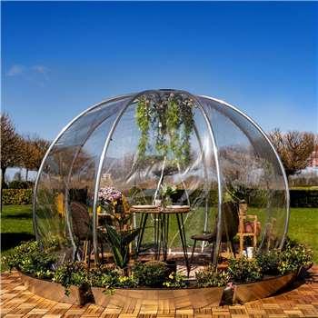 Astreea Igloo 360 Dome with PVC Weatherproof Cover (H230 x W303 x D303cm)