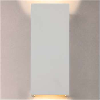 Astro Parma Wall Light, White (H21 x W9 x D11cm)