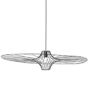 ATOLL Black Wire Pendant (H21 x W120 x D87cm)