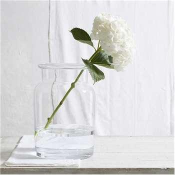 Aurelie Ultimate Vase, Clear (33.5 x 21.5cm)