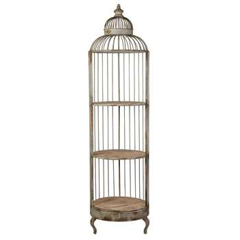 Aviary Bird Cage Shelving Unit (165 x 44cm)