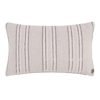 AVON Ecru Cotton Cushion Cover (H30 x W50cm)