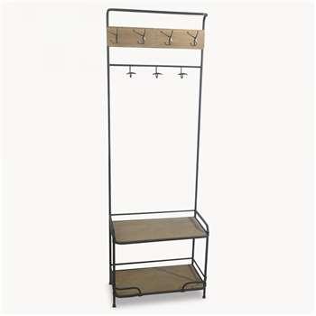 Avondale Standing Hall Unit (H180 x W61 x D32cm)