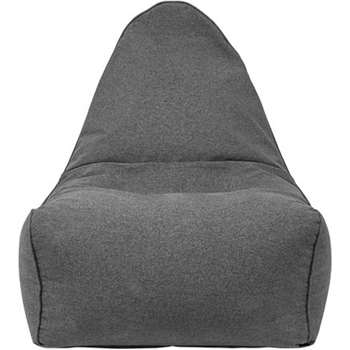 Ayra Bean Chair, Marl Grey (85 x 70cm)
