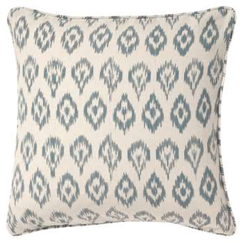 Azzurro Cushion Cover, Large - Blue (51 x 51cm)