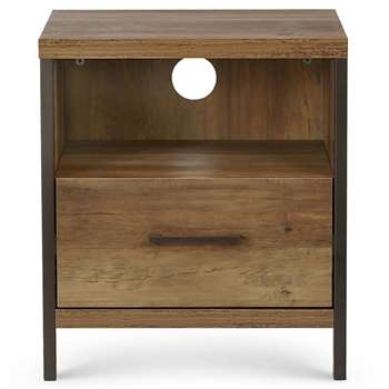 Baltimore Bedside Table (H54 x W48 x D40cm)